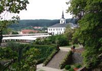 Zámecká zahrada Lysice otevřena