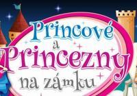 Princové a princezny na zámku