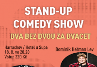 Stand up Comedy show Harrachov