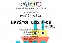 Kryštof Kids Race na biotopu