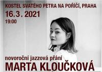 Marta Kloučková Quartet Novoroční jazzová přání