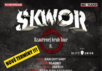Škwor Uzavřenej kruh Tour II. - Jindřichův Hradec