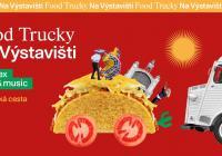 Food Trucky a Rostlinný swap na Výstavišti