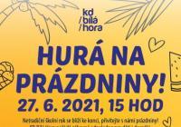 Hurá prázdniny - Praha Řepy