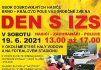 Den s IZS - Brno Královo Pole