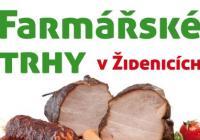 Farmářské trhy v Brně Židenicích