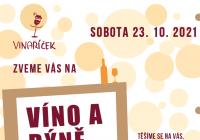 Víno a dýně - Moravská Nová Ves