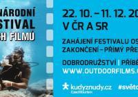 Mezinárodní festival outdoorových filmů - celá ČR