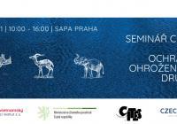 seminář CITES - ochrana ohrožených zvířat