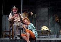 Letní scéna Divadla Bolka Polívky - Na zlatém jezeře