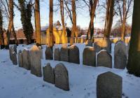 Židovský hřbitov, Březnice