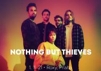 Nothing But Thieves v Praze