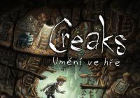Creaks: umění ve hře