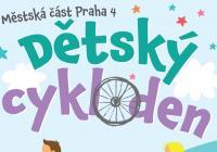 Dětský cykloden na Praze 4