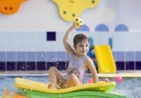 Nové kurzy pro malé plaváčky v Juklíku