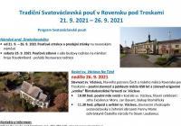 Svatováclavská pouť - Rovensko pod Troskami