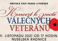 Koncert k poctě válečných veteránů