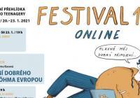 LIVE stream - Festival 13+ online