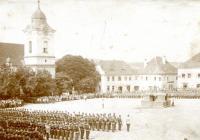 Pochodem v chod, Týne! - 100 let od založení vojenské posádky v Týně nad Vltavou