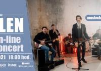 Jelen / online koncert