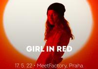 Marie Ulven aka Girl in Red v Praze