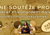 Úkoly mistra Leonarda