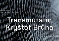 LIVE stream - Kryštof Brůha / Transmutatio / Pragovka Gallery POP-UP