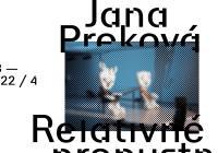 LIVE stream - Jana Preková / Relativně propustná / The White Room