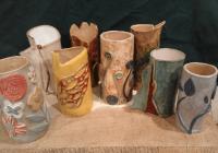 Prázdninový ateliér tvůrčí keramiky