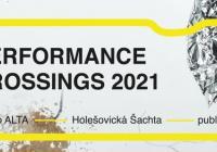 Letní scéna na Strossu - Performance Crossings