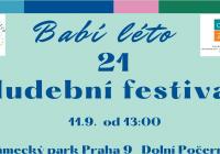 Hudební festival Babí léto