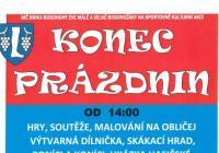 Konec prázdnin - Brno Bosonohy
