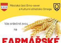 Farmářské trhy - Brno Lesná