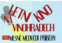 Letní kino - Mlsné medvědí příběhy Brno Vinohrady