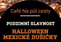 Podzimní slavnost: Halloween + mexické dušičky