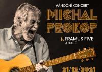 Vánoční koncert Michala Prokopa