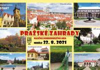 Pražské zahrady / naučná dobrodružná hra s výstupem na věž Novoměstské radnice