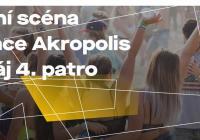 Letní scéna Paláce Akropolis: Máj 4. patro