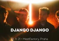 Django Django v Praze