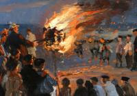 Tradice Jánských ohňů v kontextu evropských zvyků | Webinář