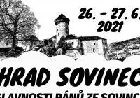Hrad Sovinec - Slavnosti pánů ze Sovince
