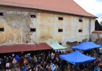 Folk-country festival pro zámek Čečovice 2021