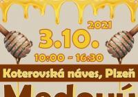 Medový jarmark - Plzeň