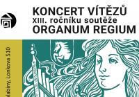 Koncert vítězů soutěže Organum regium
