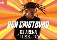 Ben Cristovao v Praze - přesunuto