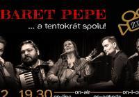 LIVE stream - Kabaret Pepe a tentokrát společnej! ŽIVĚ!