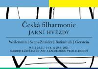 LIVE stream - Jarní hvězdy České filharmonie II Nikolaj Szeps-Znaider