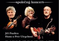 Jiří Pavlica & H. a P. Ulrychovi v Praze - Přeloženo