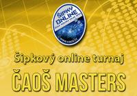 Šipkový turnaj - ČAOŠ Masters 03/15