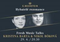 LIVE stream - Kristina Barta a Nikol Bóková